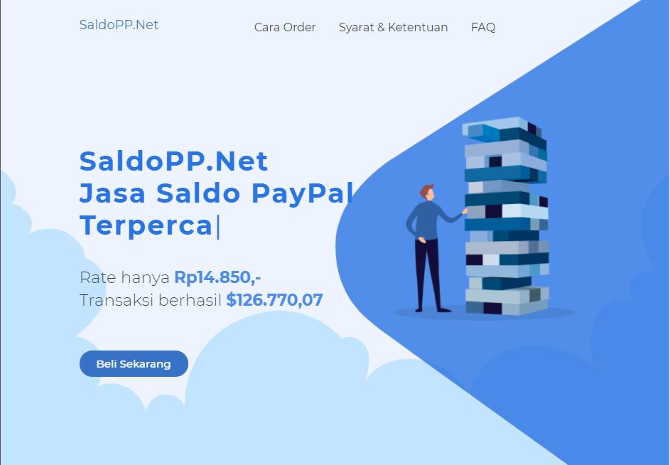 Buka Situs SaldoPP